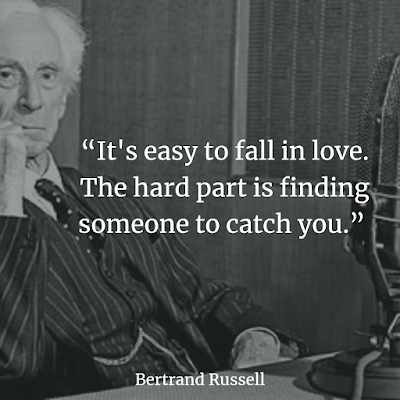 Bertrand Russell best quotes about love