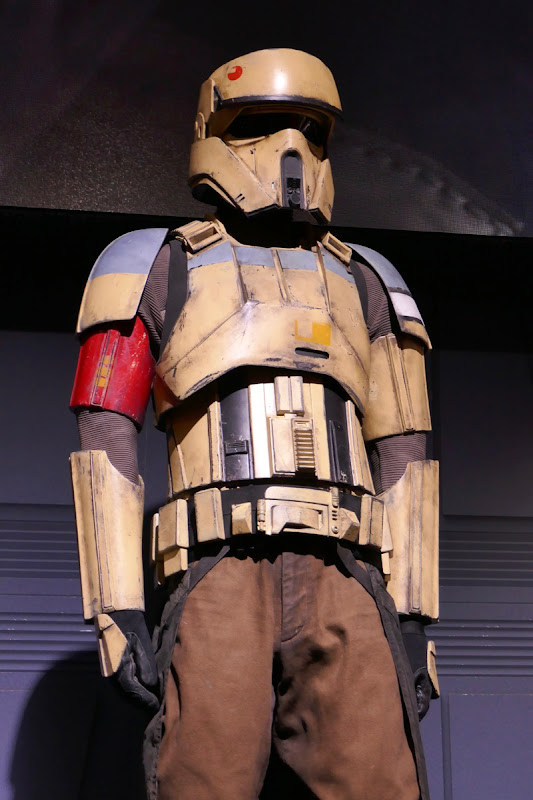Rogue One Star Wars Shoretrooper costume