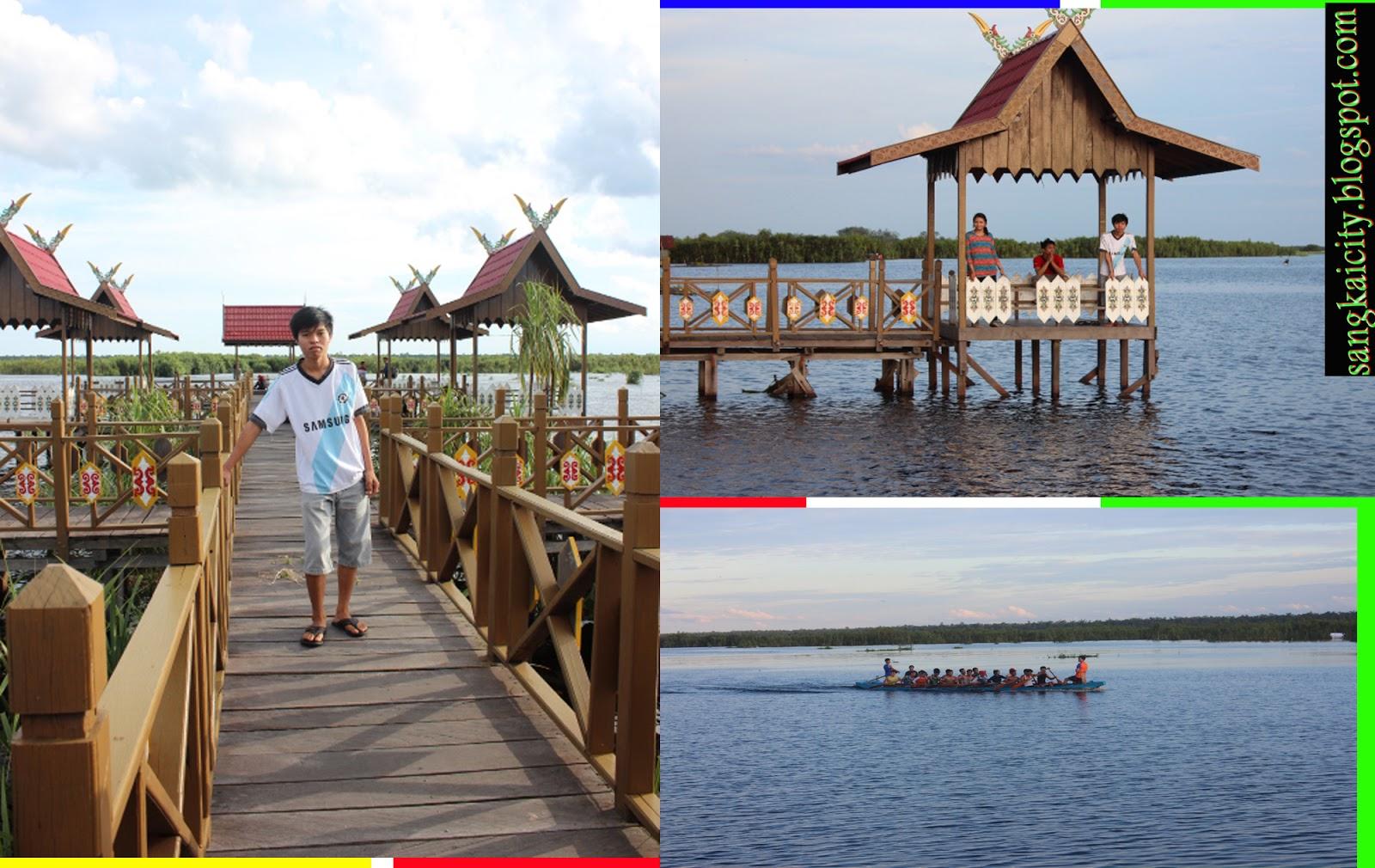 dalam artikel kali ini sangkay city blog s akan memperkenalkan objek wisata alam terbuka yang ada di kereng bangkirai kota palangka raya