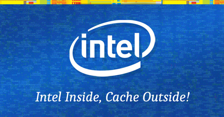 New 'CacheOut' Attack Leaks Data from Intel CPUs, VMs and SGX Enclave