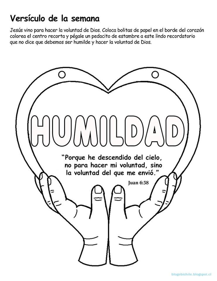 Ebi Chile Actividades 1 Humildad