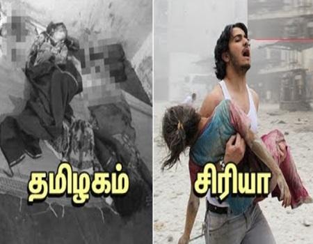 Reason behind Syrian war | Villupuram Dalit family incident
