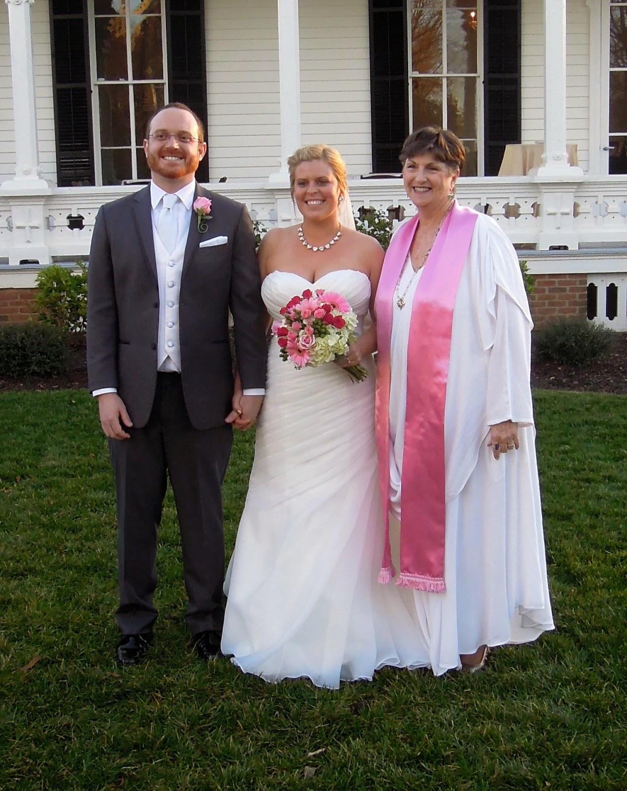 Raleigh Wedding Blog: Wonderful Winter Wedding for Jamie ...
