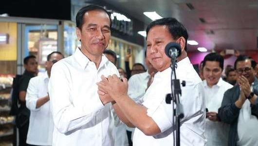 Prabowo Posting Usai Bertemu Jokowi: Hidup Saya untuk Bangsa Indonesia