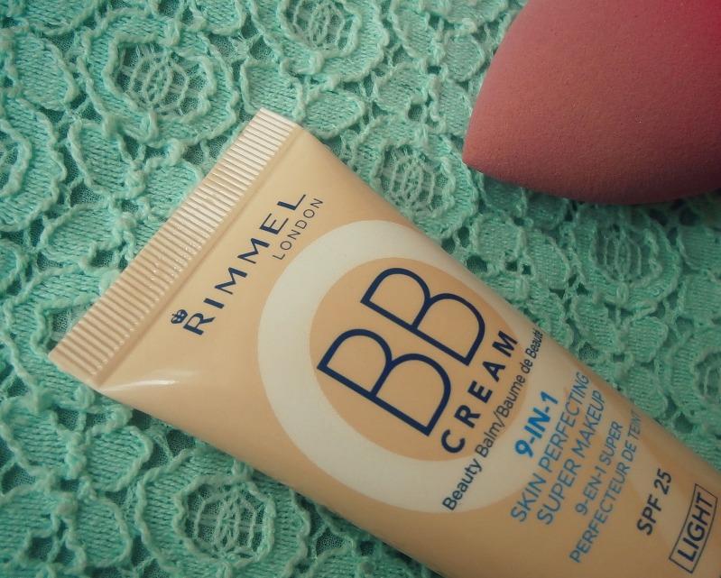 BB (2x BUBEL) Cream z Rimmel'a - a miało być tak pięknie!