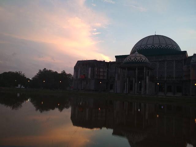 masjid uin suska