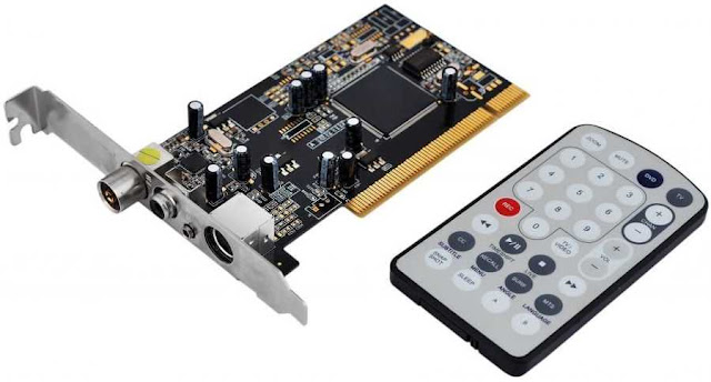 Input Device TV Tunner