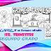 EXAMEN en formato editable DE SEGUNDO GRADO, CORRESPONDIENTE AL PRIMER TRIMESTRE, CICLO ESCOLAR 2019-2020.