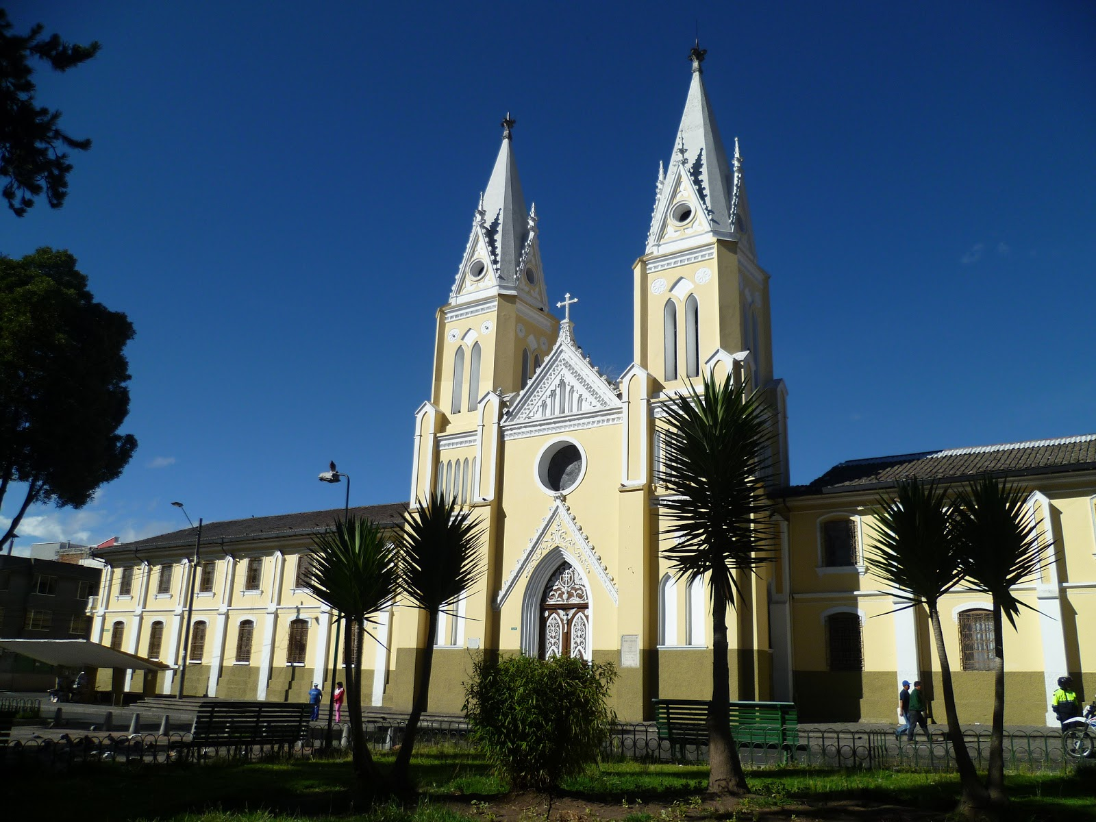 Los ladrillos de Quito: La Magdalena, crónica de un pueblo