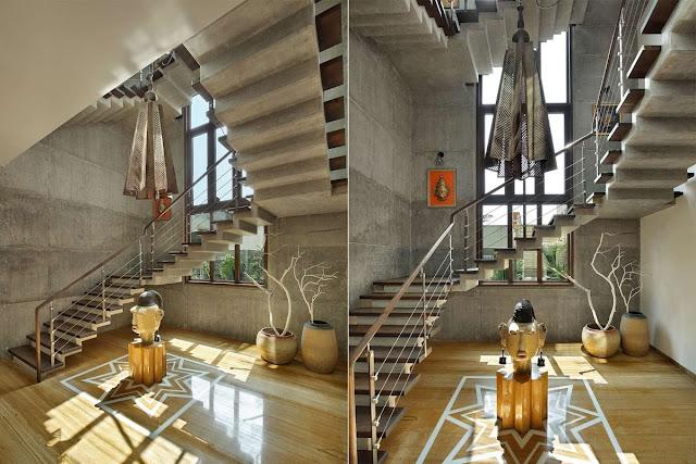 railing design for home