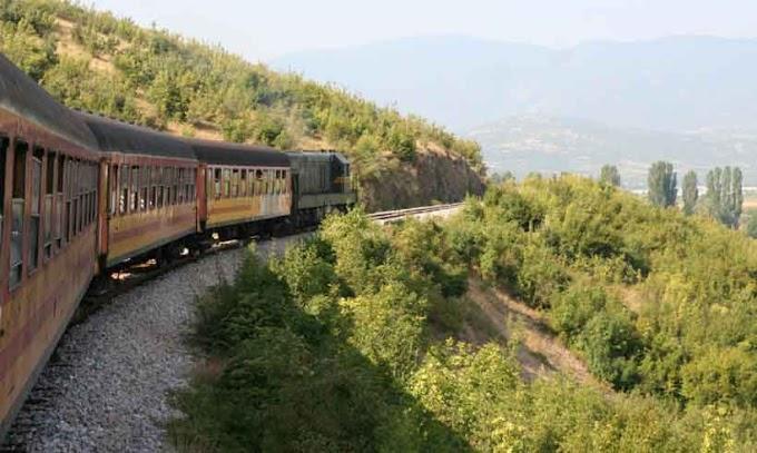 Mazedonischer Trauer-Zug: Nur eine direkte Auslandsverbindung ab Skopje