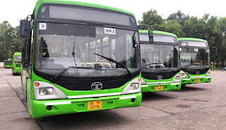 Tata Motors with an extension of annual maintenance contract for its buses from DTC
