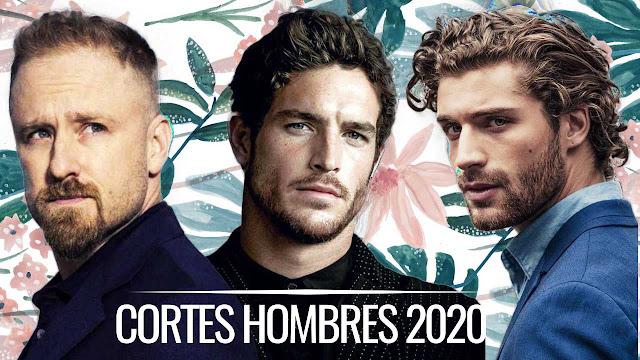 pelo 2020 hombres