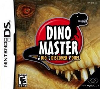 Rom Dino Master NDS