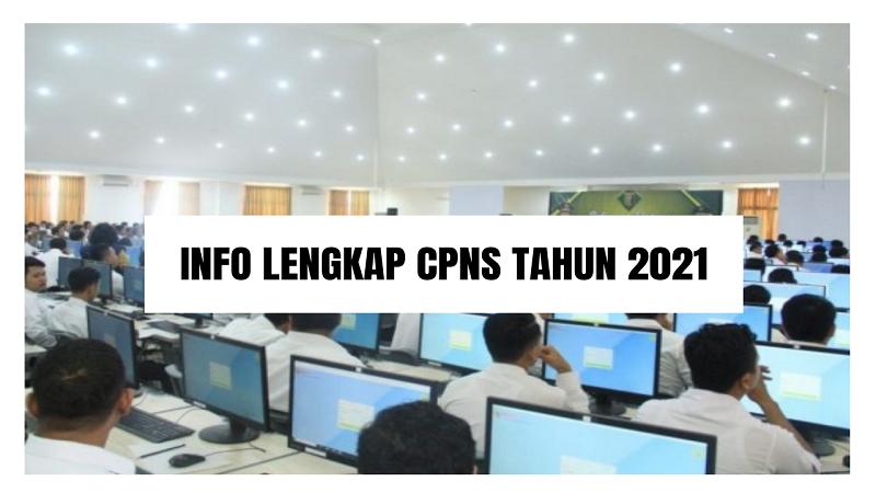 Info Lengkap CPNS 2021