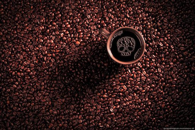 Coffee kills by Stefan Mueller
