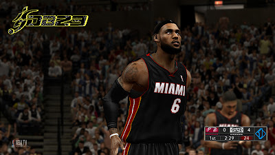 NBA 2K13 NBA TV HD Watermark Patch v2