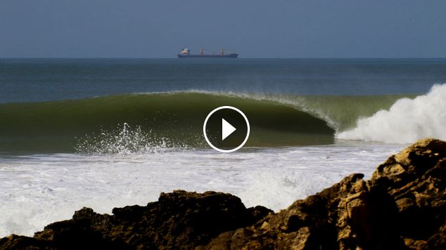 Two Waves on Alex Gray s Moroccan Tube Train