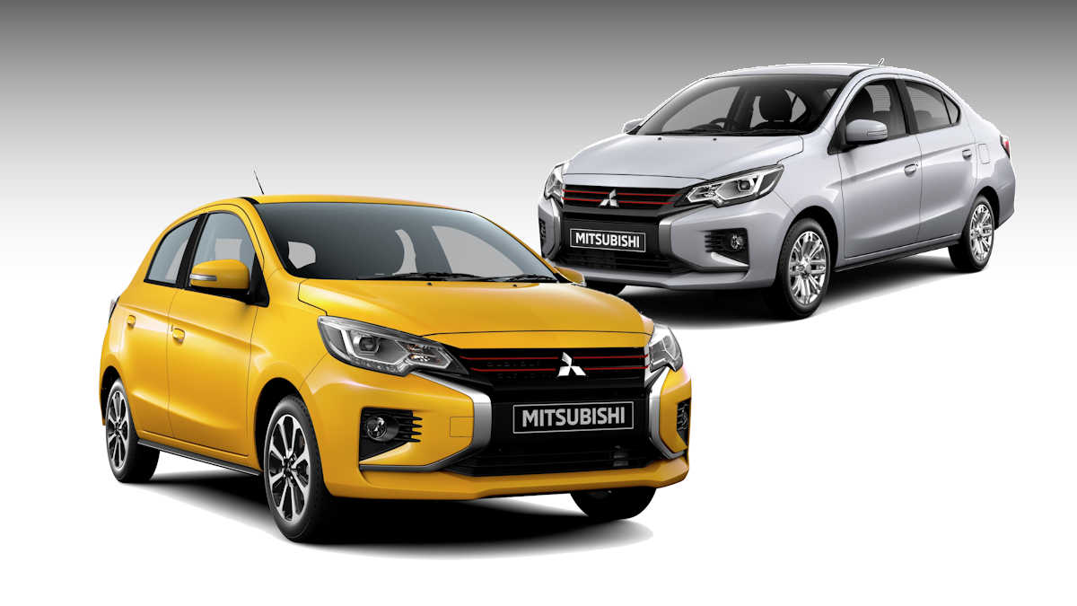 This Is Our Official Look At The 2020 Mirage And Mirage G4 W 15 Photos Carguide Ph Philippine Car News Car Reviews Car Prices