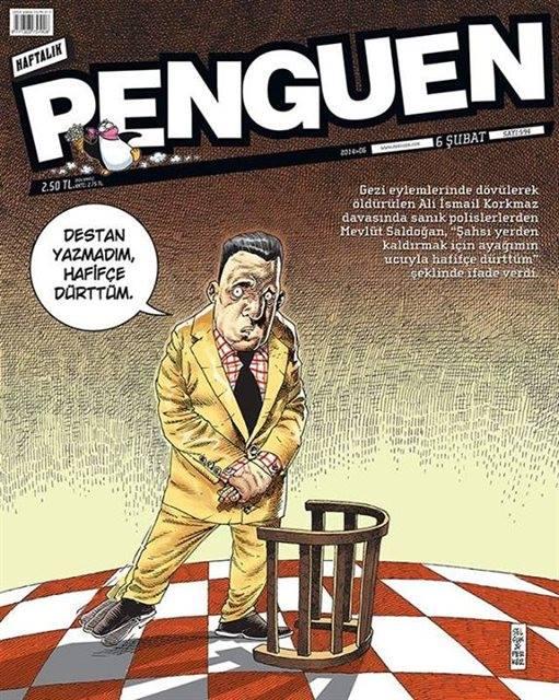 mevlüt saldoğan karikatür