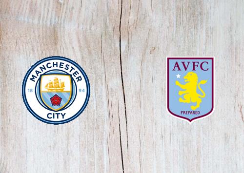 Manchester City vs Aston Villa -Highlights 20 January 2021