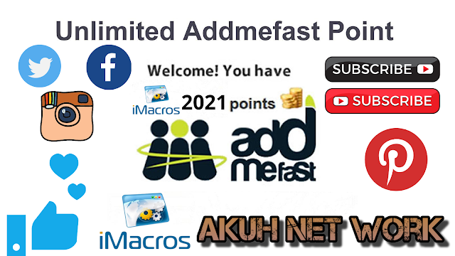 How To Add Unlimited Subscribers With Addmefast? Imacros Script Update May