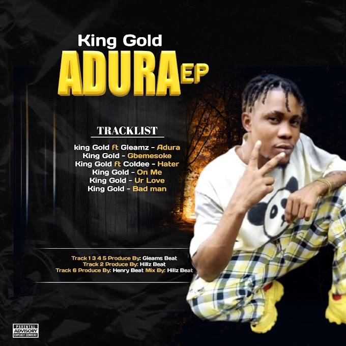 King Gold - Adura Ep