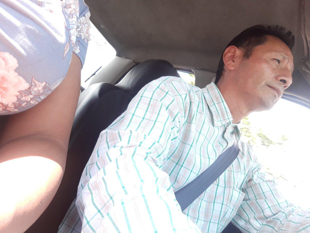 el pene del taxista