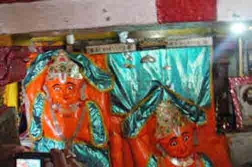 बेट द्वारका दंडी हनुमान मंदिर, गुजरात (Bet Dwarka Dandi Hanuman Temple, Gujarat)
