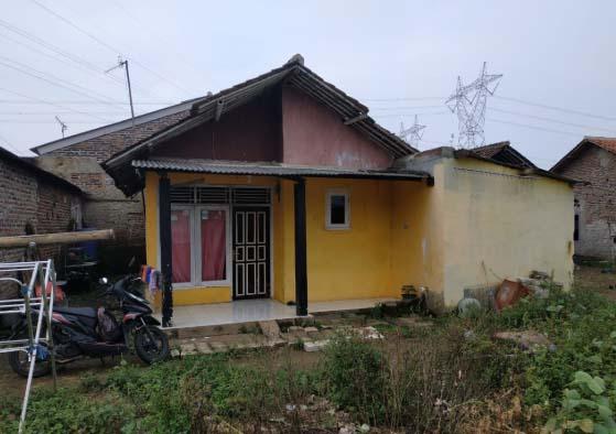 Rumah Murah di Belakang SMAN 6 Kota Serang
