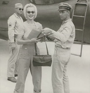 Carole Landis World War 2