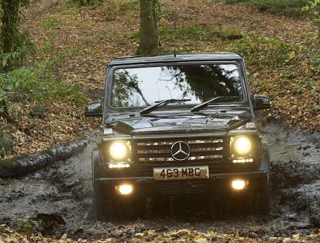 Mercedes-Benz G350 Bluetec 2013