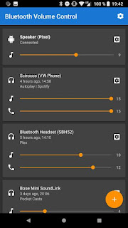 Bluetooth Volume Control v2.30 Pro Latest  APK