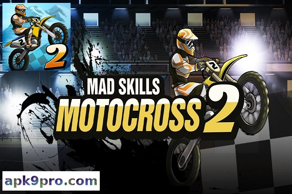 Mad Skills Motocross 2 v2.22.1342 Apk + Mod (File size 104 MB) for android
