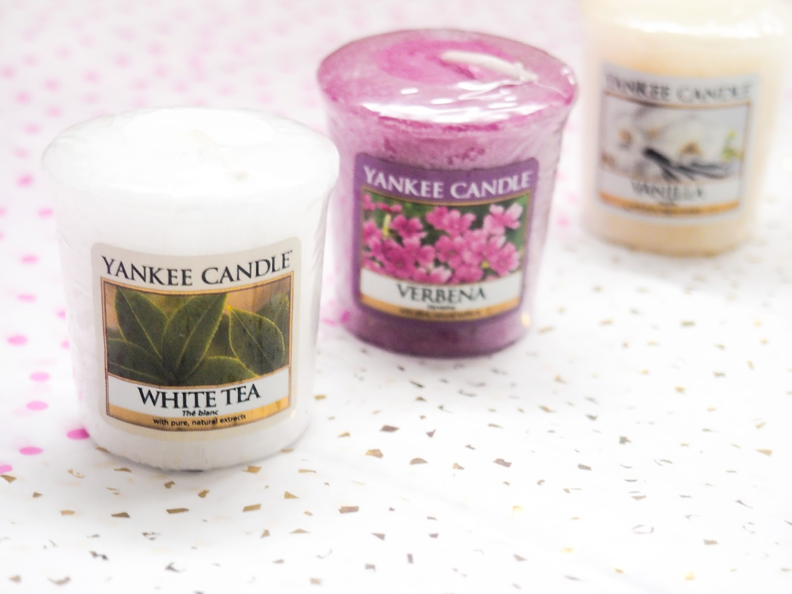 Yankee Candle Pure Essence Review