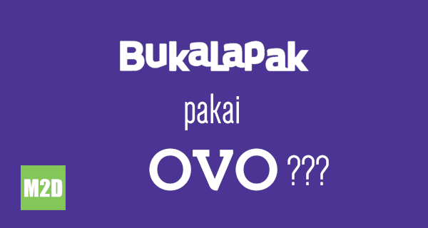 Bayar Bukalapak Pakai OVO