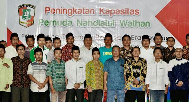Peningkatan Kapasitas Pemuda NW Menuju Society 5.0