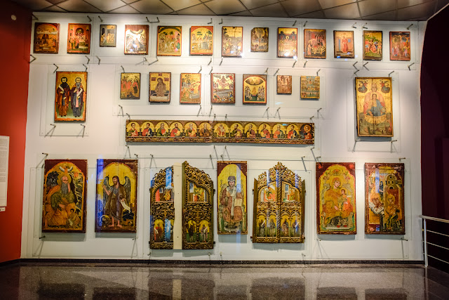 Orthodox Icons Are Not Idols