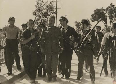 """Los generales que habían de tomar el mando de las fuerzas sublevadas pensaban que sólo unos pocos se opondrían. Y la resistencia de los obreros organizados en los sindicatos  podría ser dominada """"enseguida""""..."""