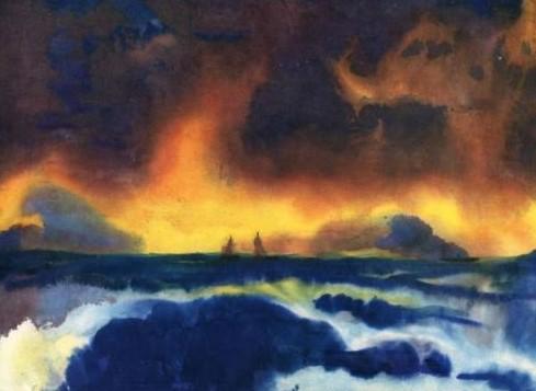 emile-nolde-stormy-sea