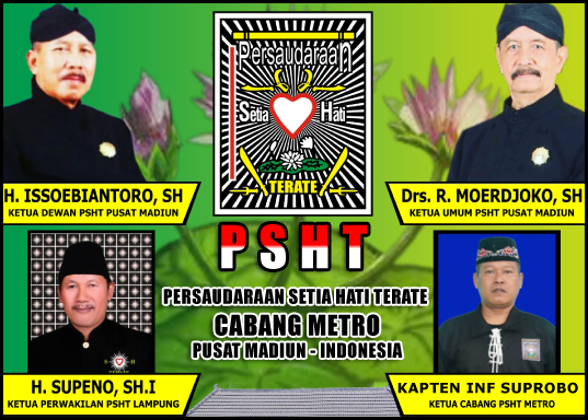 PSHT Cabang Kota Metro