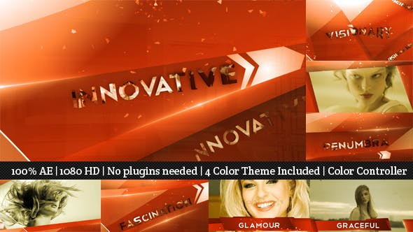 Abstract Title[Videohive][After Effects][6378945]