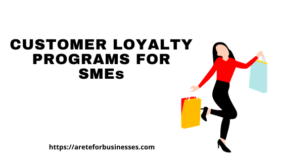 Customer loyalty programs and providers for SMEs