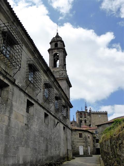 Convento de las Encerradas en Tui