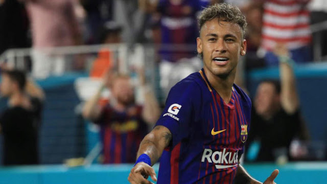Đếm từng ngày Neymar gia nhập PSG