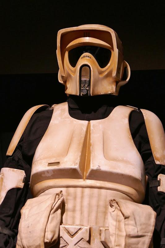 Star Wars Return Jedi Scout Trooper helmet