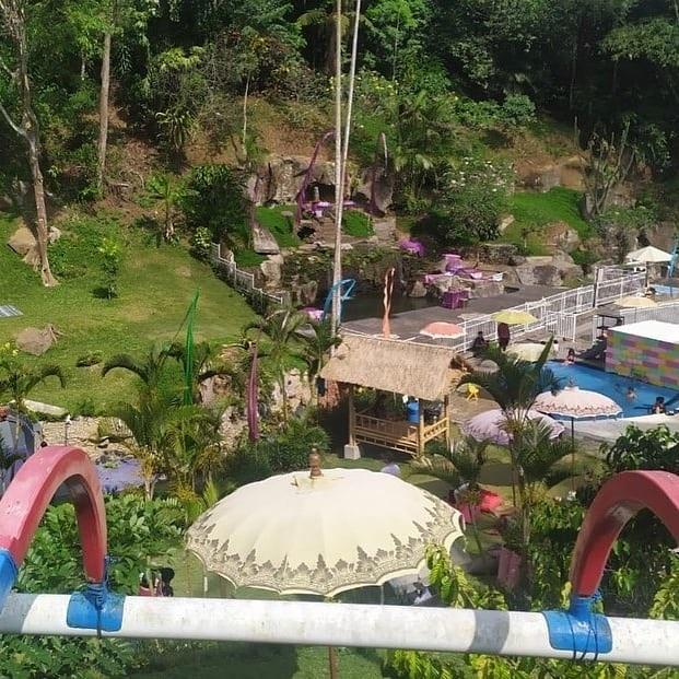 Wahana Wisata Sambhrama Ashram WSA Bali