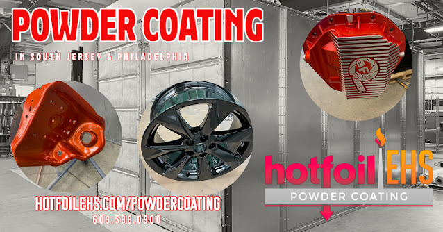 Expert Powder Coating in South Jersey and Philadelphia