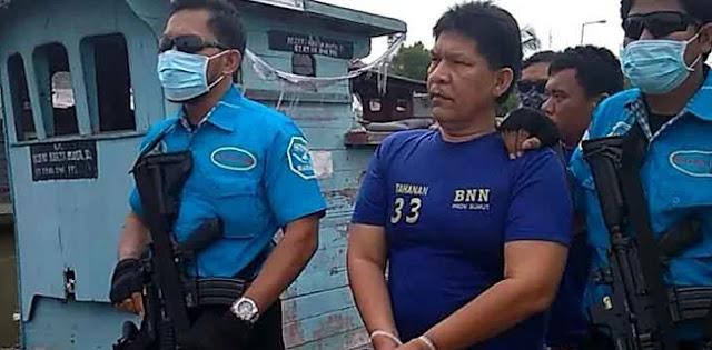 Bandar Narkoba, Legislator Nasdem Ibrahim Hasan Layak Dihukum Mati