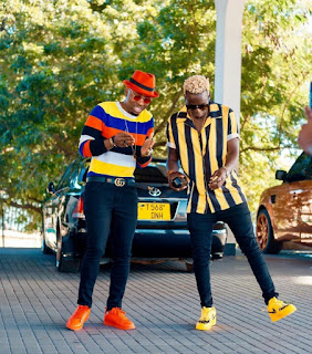 AUDIO |  Ommy Dimpoz ft Willy Paul-Zungusha Mp3 | Download